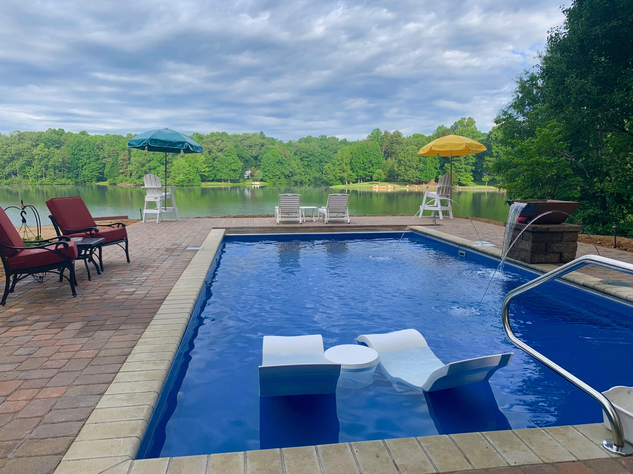 Leisure Pools Pinnacle 40 Sapphire Blue 2019 0613