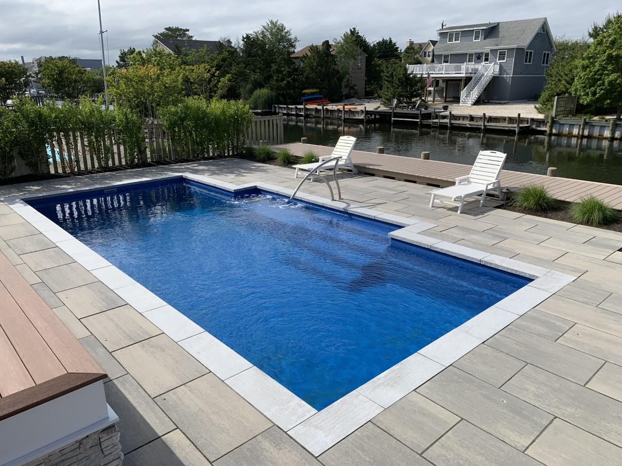 Leisure Pools Elegance 30 Sapphire Blue 2019 0613
