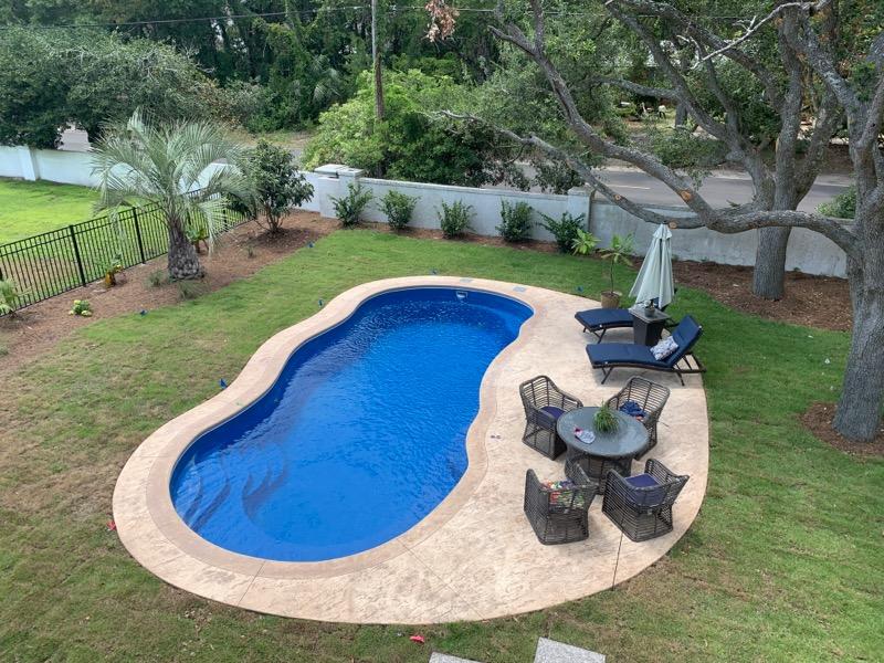 Leisure Pools Riviera 30 Sapphire Blue 2019 0801