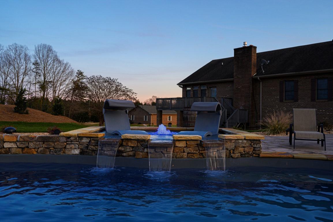 Leisure Pools Mediterranean Sapphire Blue 2020 0114 m3